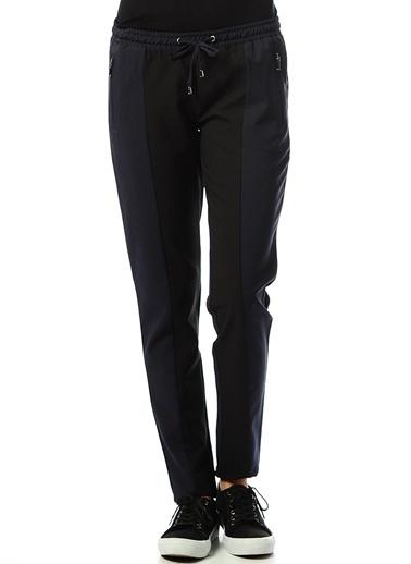 Asymmetry Havuç Pantolon Lacivert